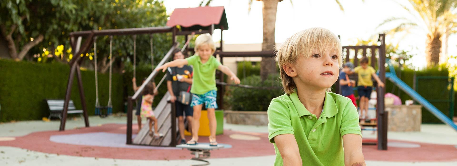 Parques Infantiles 2