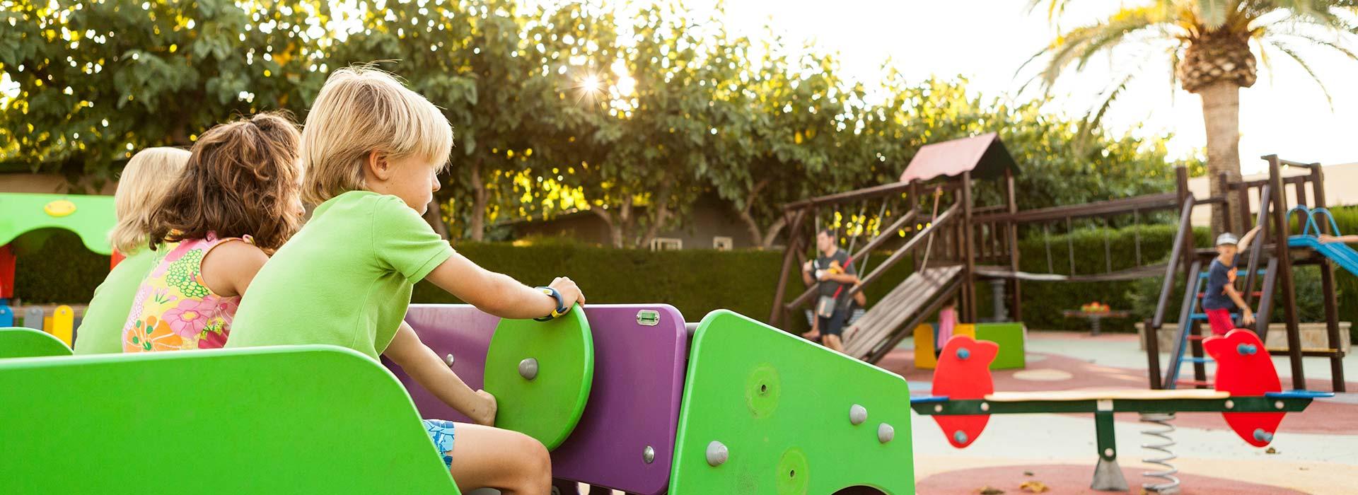 Parques Infantiles 3