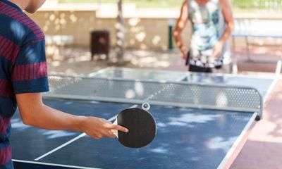 ping--pong